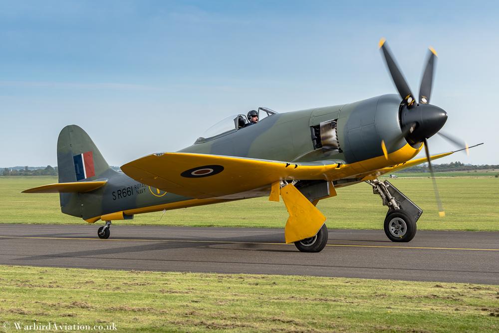 Hawker Fury Mk.II SR611 (G-CBEL)