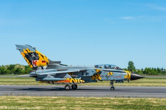 German Air Force Panavia Tornado 4657 Poznan Airshow