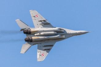 Polish Air Force - MiG-29A Fulcrum 105