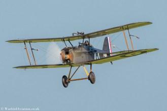 Royal Aircraft Factory SE5a 'F904' (G-EBIA)