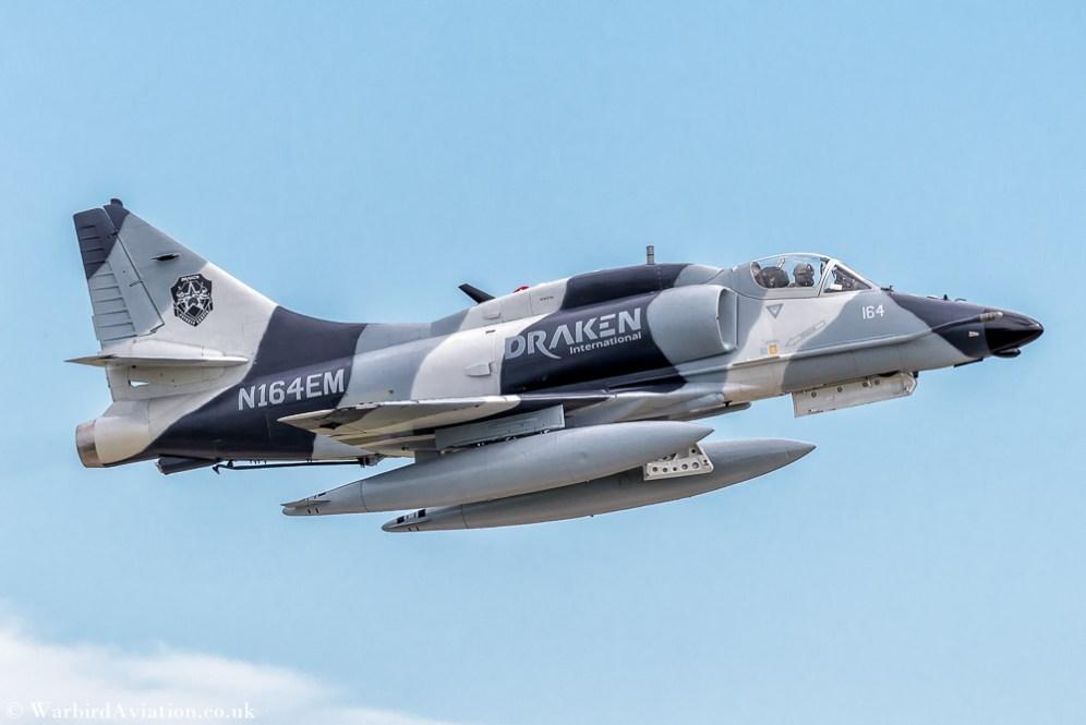 A-4 Sky Hawk N164EM