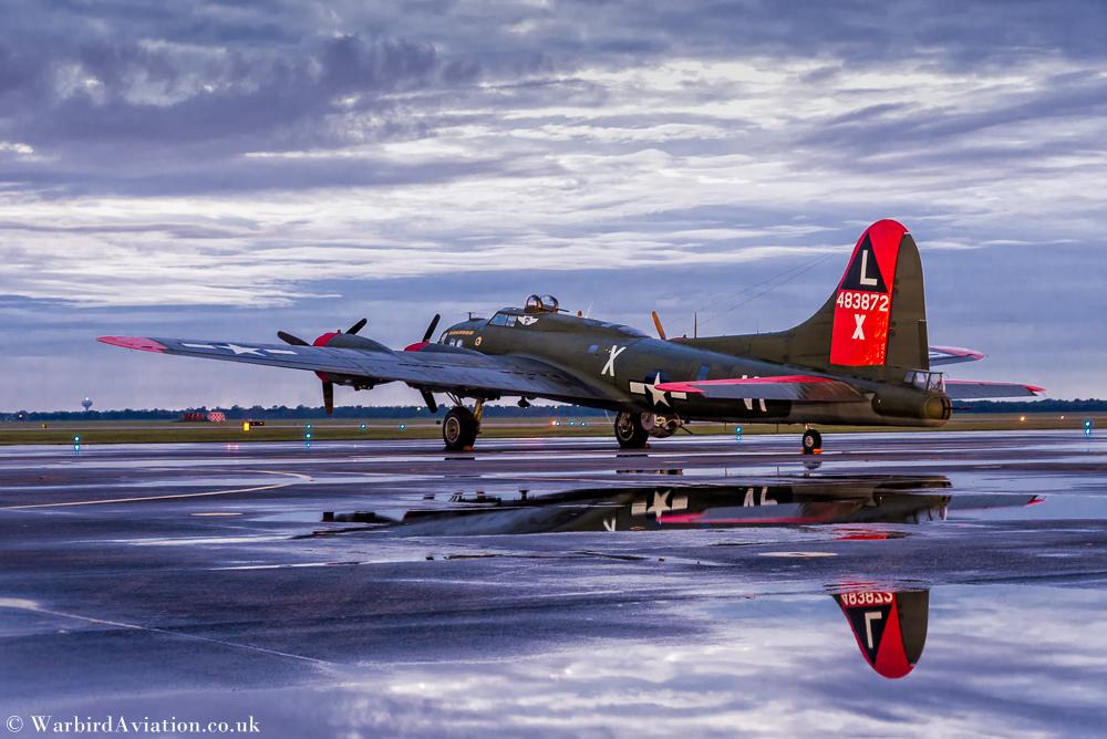 B-17 Texas Raider 483872