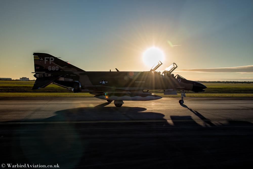 F-4D Phantom FP680