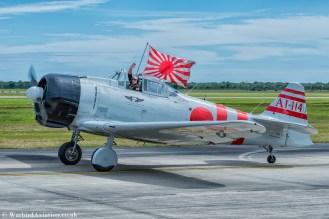 """Harvard Mk. IV based Japanese Zero """"AI-114"""""""