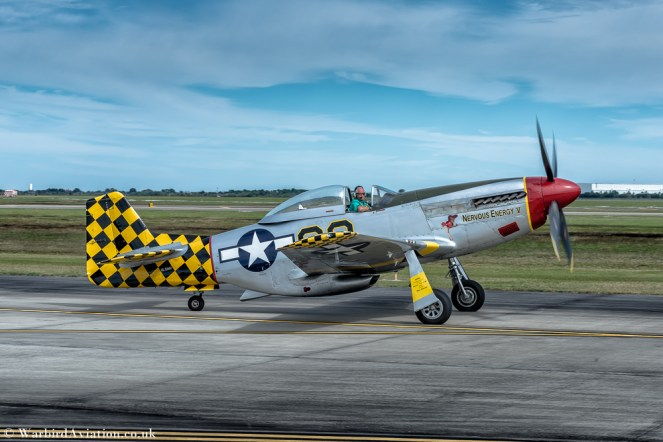 P-51D Nervous Energy NL51MV