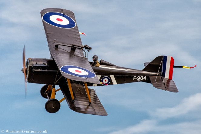 Royal Aircraft Factory SE5a F904