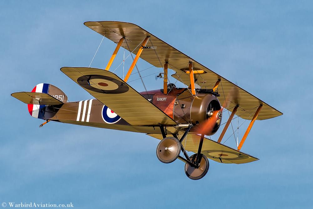 Sopwith Camel F.1 D1851/G-BZSC
