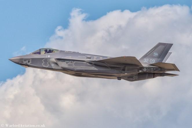Italian Air Force F-35 Lightning II 3209