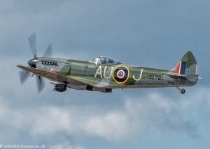 Spitfire Mk XVI SL721