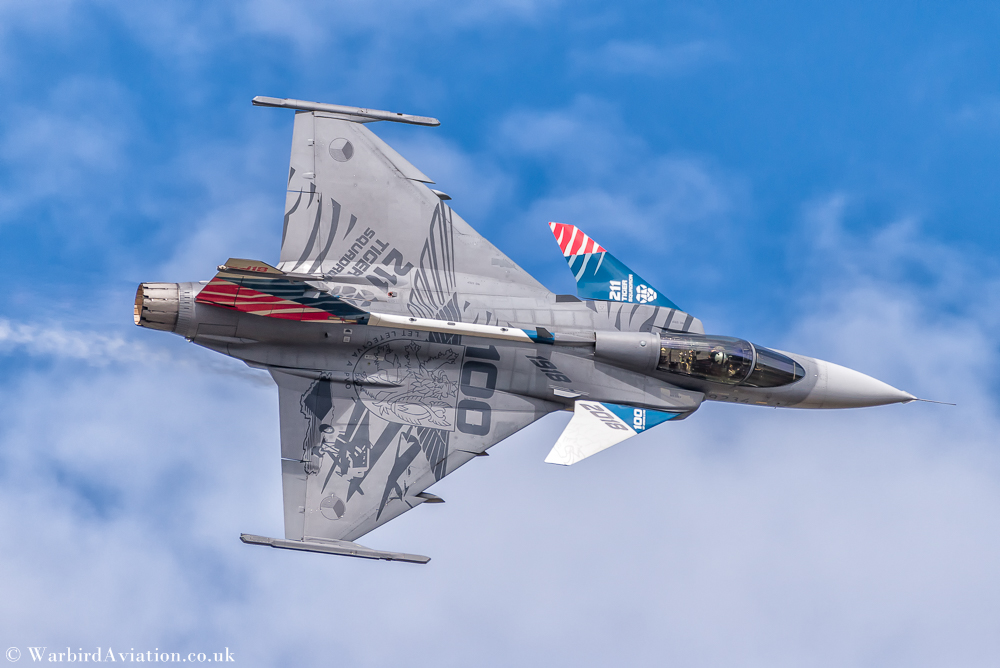 Czech Air Force SAAB JAS 39C Gripen