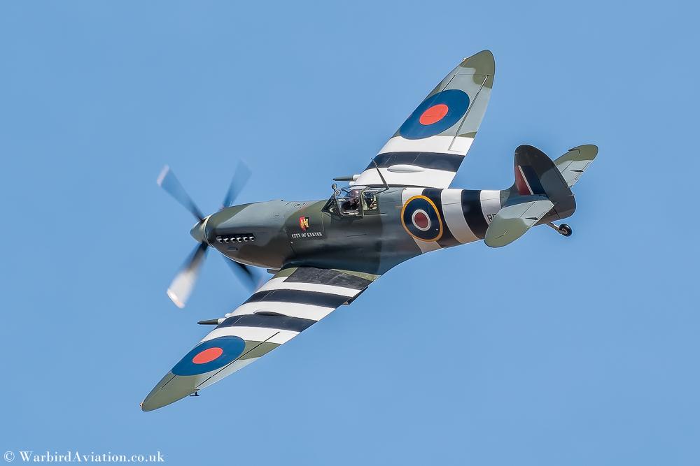 Supermarine Spitfire RR232
