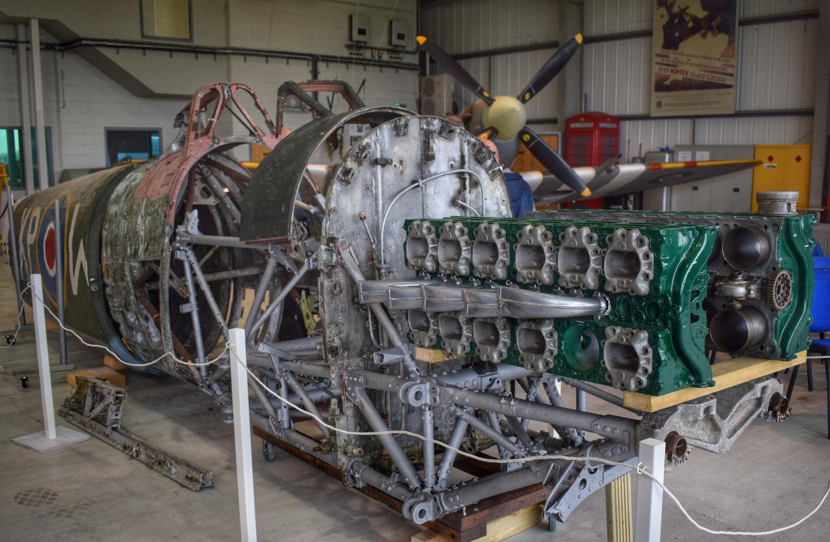 Hawker Typhoon RB396