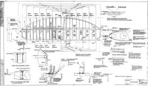 Spitfire tailplane