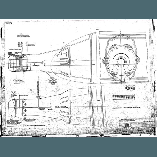 Hurricane GA Drawings • Warbirds Restoration