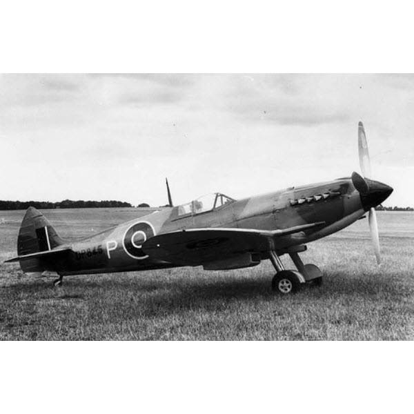 photo of Supermarine Spitfire Mk IV