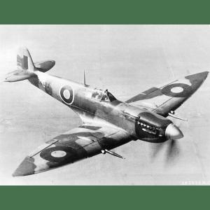 photo of Spitfire-Mk-VII