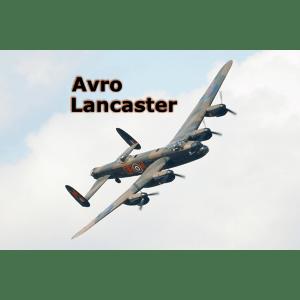 image of Avro Lancaster