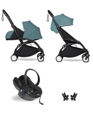 Babyzen YOYO² All-in-One - Frame, Newborn Pack, 6+ Color Pack & Car Seat