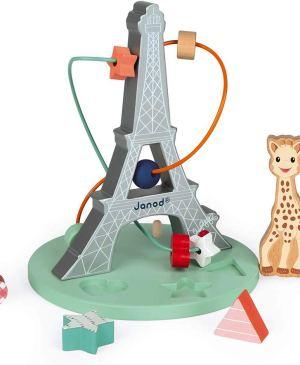 Sophie La Girafe Bead Maze