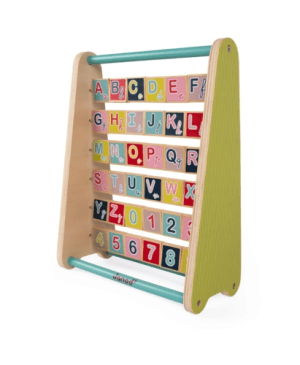 Baby Forest ABC Abacus Toy