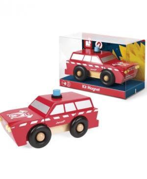 Magnetic Fireman SUV