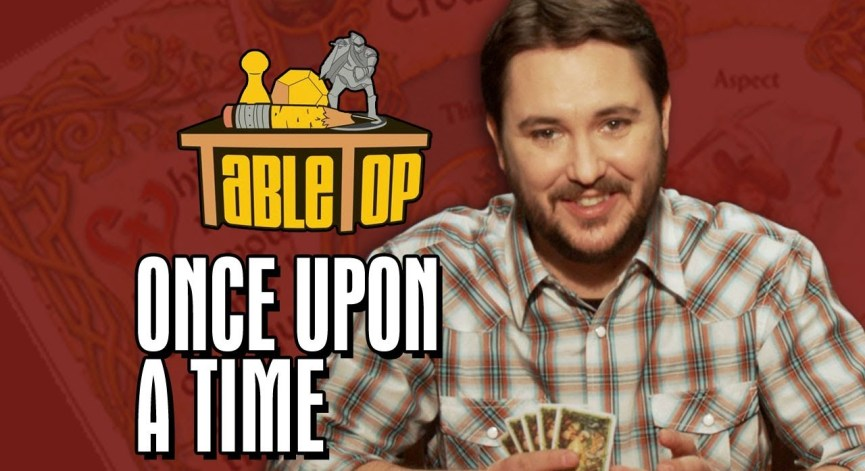 TableTop: Once Upon a Time