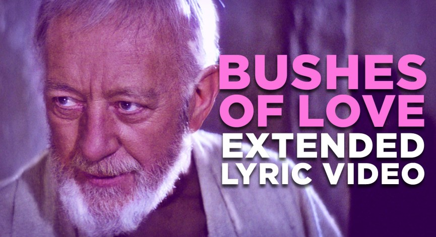 Random Video: Bushes of Love