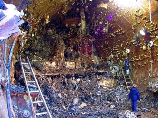 Атомная подводная лодка Курск: когда затонула и причины ...