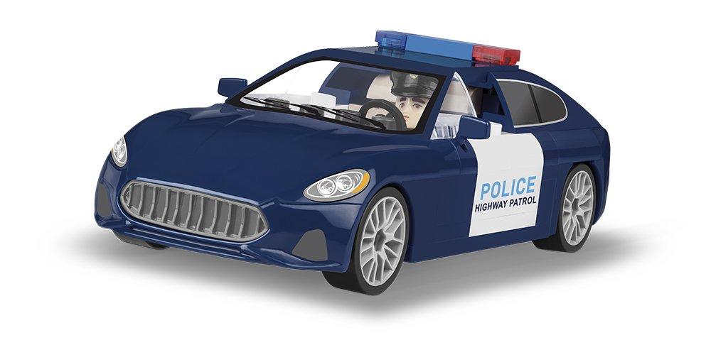 Cobi Action Town Highway patrol Set