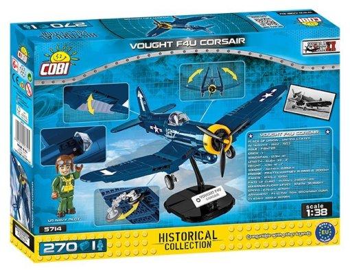 COBI F4U Corsair Fighter Set Box