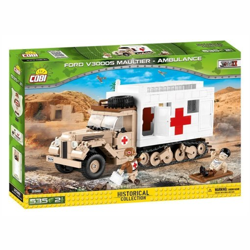 COBI Maultier Ambulance Set