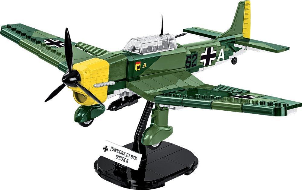 COBI Junkers JU87B Stuka Set Free Shipping