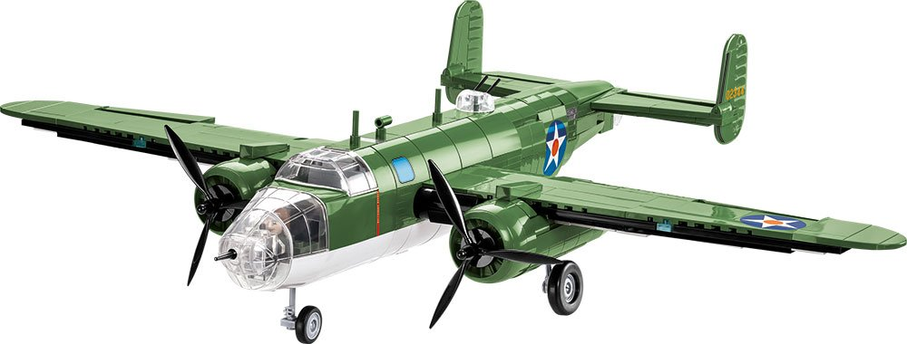 Cobi B-25 Mitchell kit