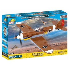 Cobi BF 109 F-4 Brick Set