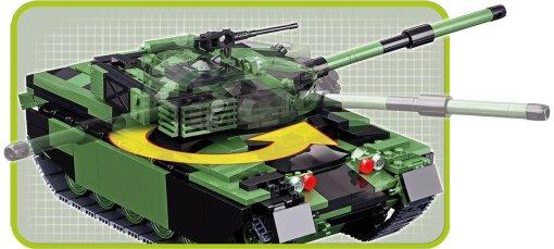Cobi British Chieftain Tank Set Turret