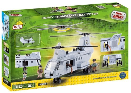 Cobi CH46 Heavy Lift Helicopter Box