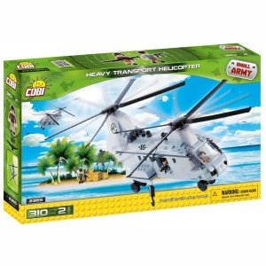 Cobi CH46 Heavy Lift Helicopter Set