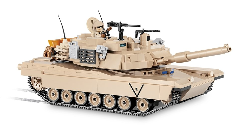 Cobi M1A2 Abrams Tank Set Best Price