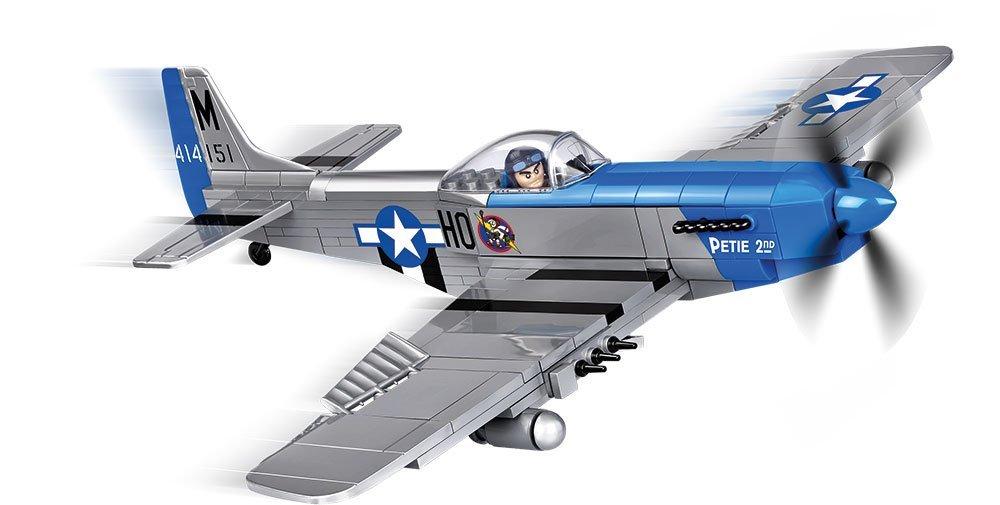 Cobi P-51 Mustang Set Best Price