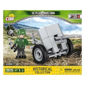 Cobi WW2 Cannons
