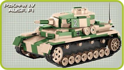 Cobi Panzer IV Tank Set (3 in 1) 2