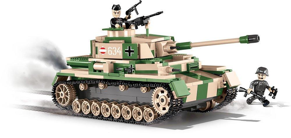 Cobi Panzer IV Tank Set (3 in 1) Free Shipping
