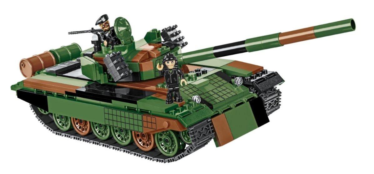 Cobi Polish PT-91 TWARDY Tank Set (2612) USA