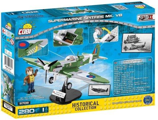 Cobi Spitfire MK VB Set Box