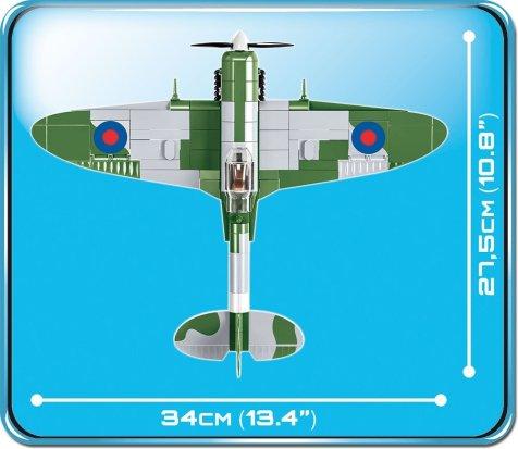 Cobi Spitfire MK VB Set Length