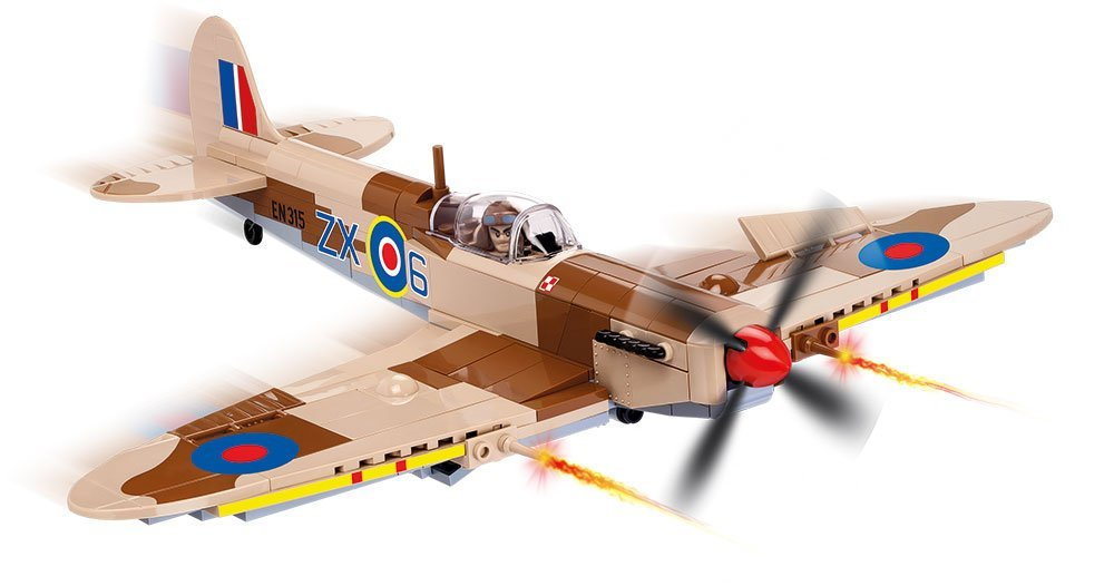 Cobi Supermarine Spitfire MK IX Set Best Price