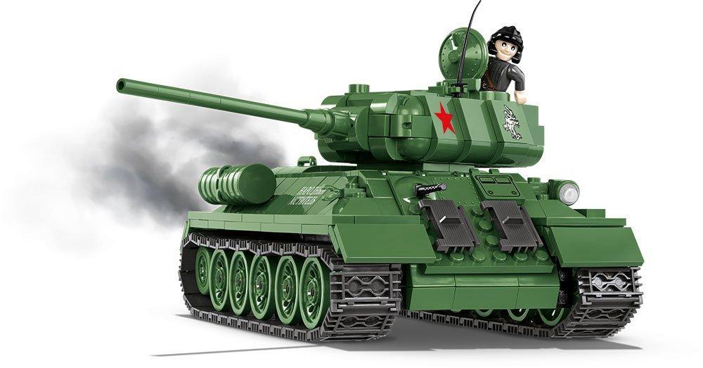 Cobi T-34-85 WOT Set