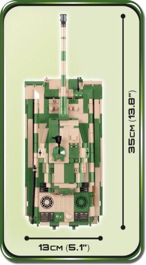 Cobi Tiger II tank Set size