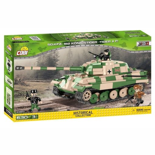 Cobi Tiger II tank Set