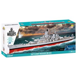Cobi USS Missouri Brick Set
